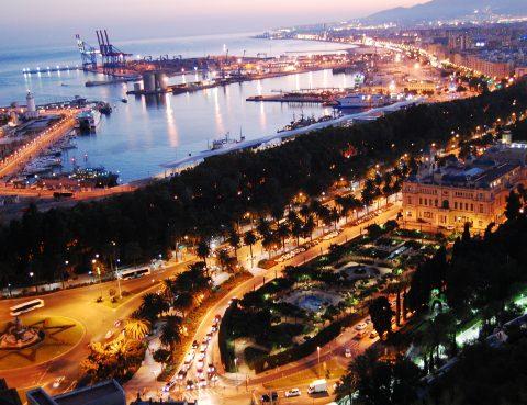 Movilidada autónoma en Málaga